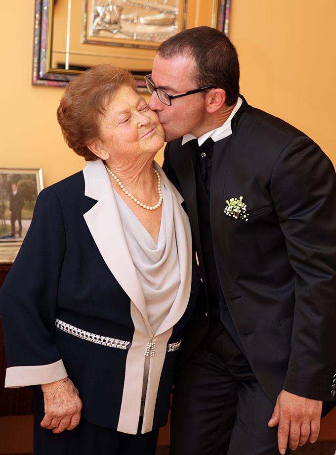 la Mamma è sempre la Mamma...